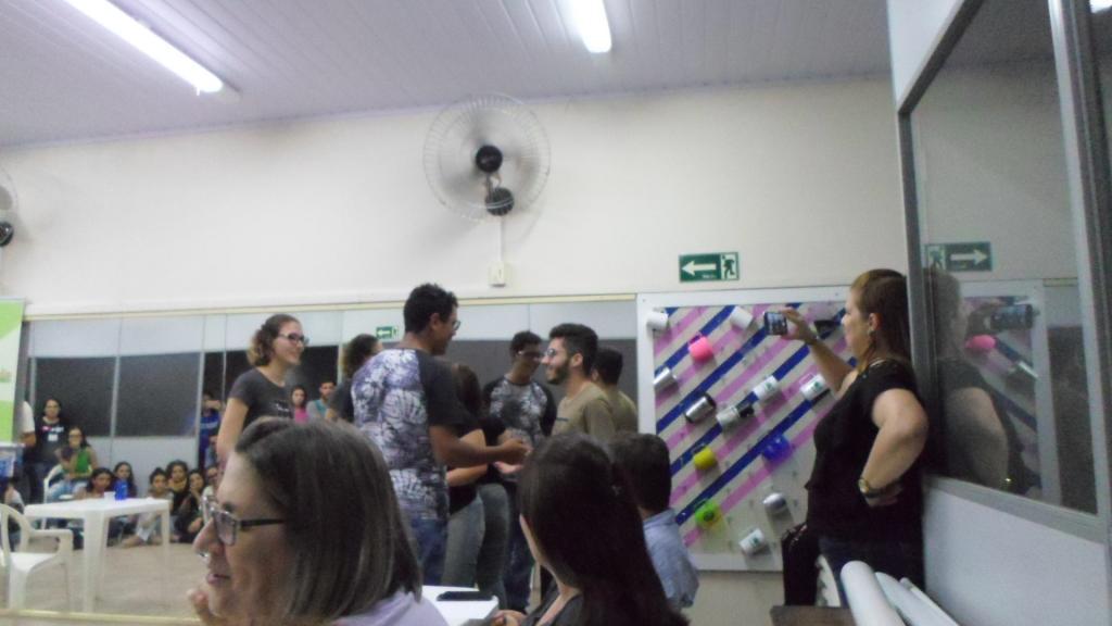 [Foto da galeria do post APRESENTAÇÃO DE PEÇA TEATRAL 15ª, 16ª e 17ª TURMA DE JOVENS APRENDIZES]
